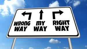 La solution au faux dilemme : choisir ma propre voie !