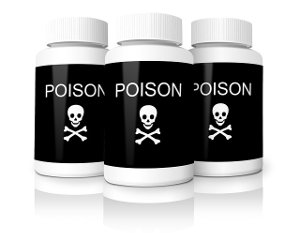 La chimie c'est poison