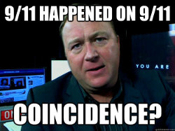 Le 11/09 s'est passé le 11/09. Coïncidence ?